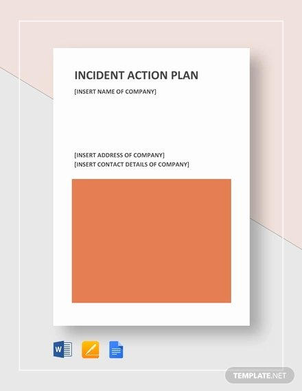 Incident Action Plan Example Best Of 10 Incident Action Plan Templates Pdf Word