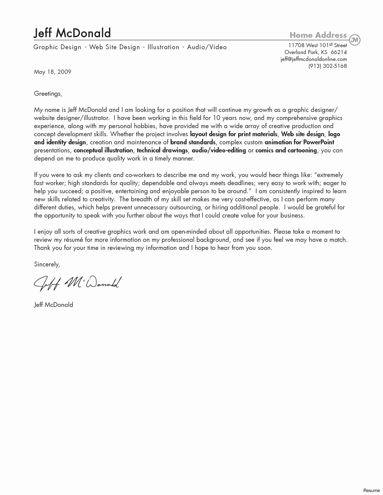 Independent Contractor Resignation Letter Awesome 4 5 Web Developer Cover Letter