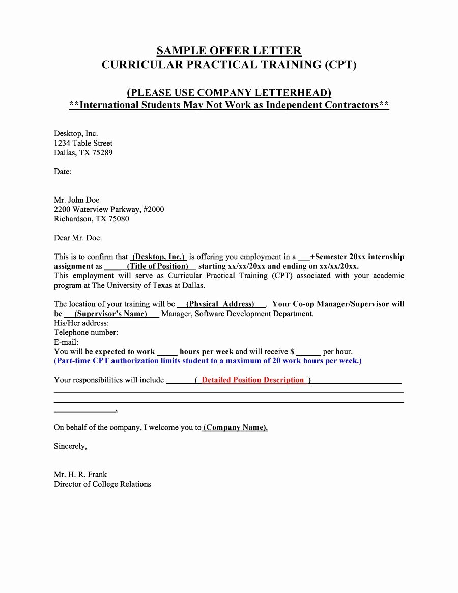 Independent Contractor Resignation Letter Awesome Independent Contractor Fer Letter Template Collection