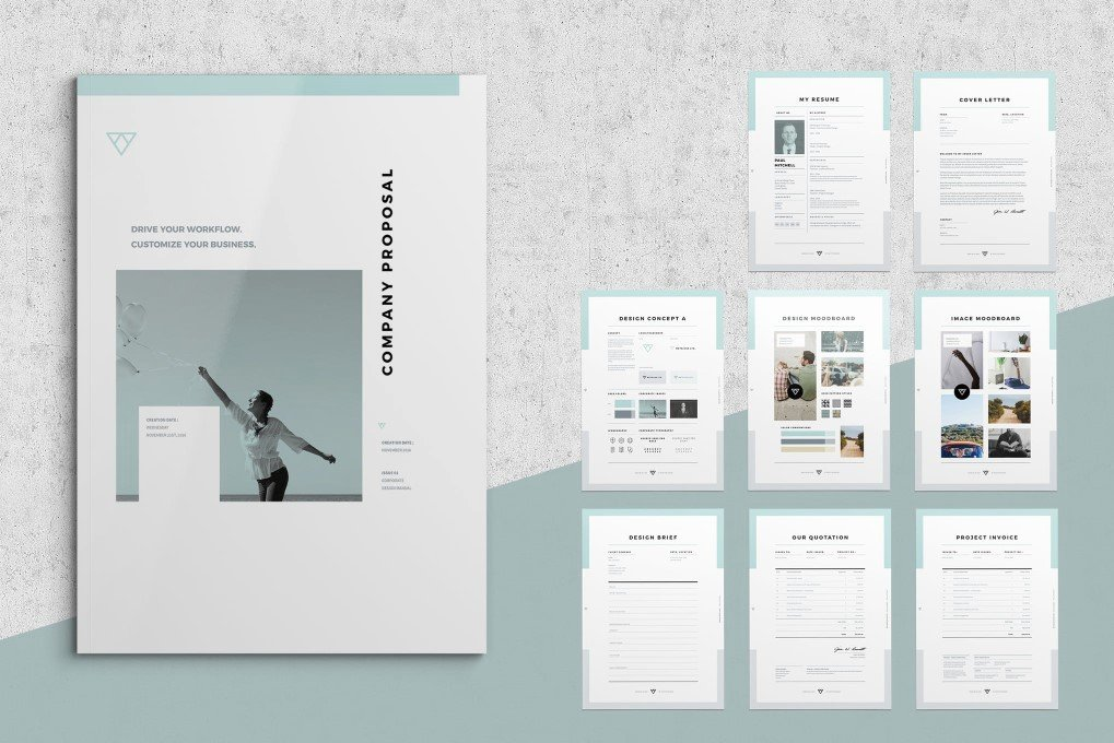 Indesign Business Plan Template Beautiful 10 Best Project Proposal Templates for Adobe Indesign