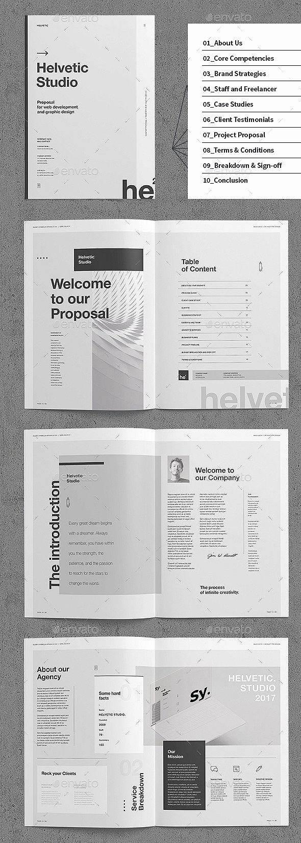 Indesign Business Plan Template Elegant 30 Indesign Business Proposal Templates Brochure Templates