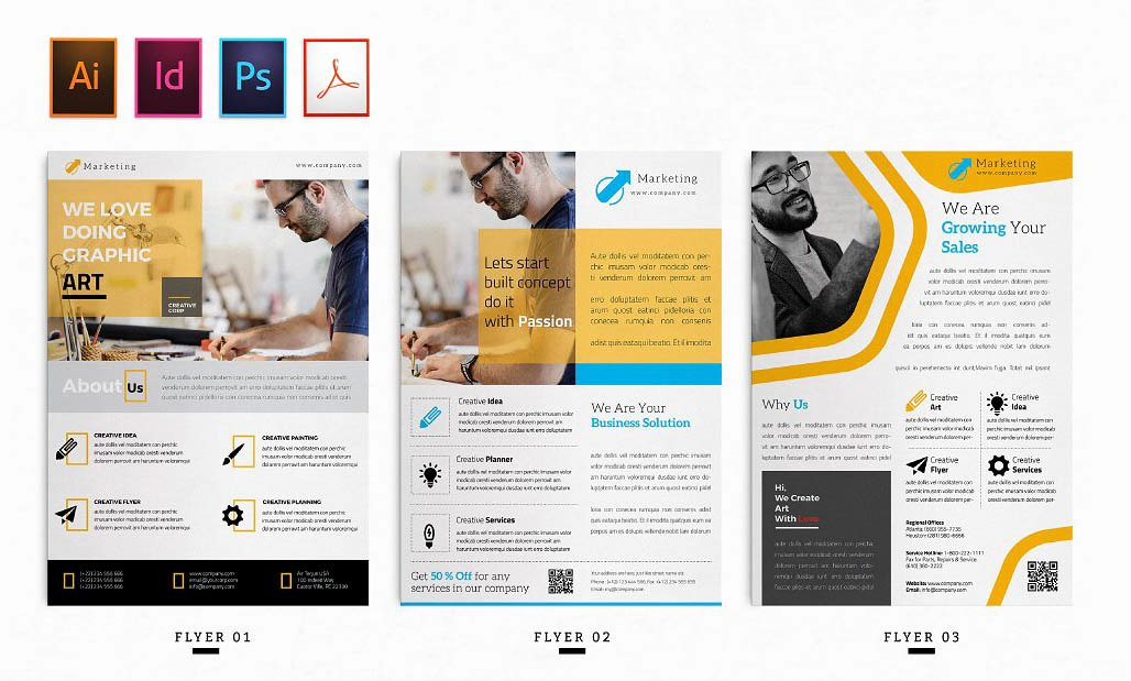 Indesign Business Plan Template Fresh Indesign Flyer Templates top 50 Indd Flyers for 2018 Designercan S