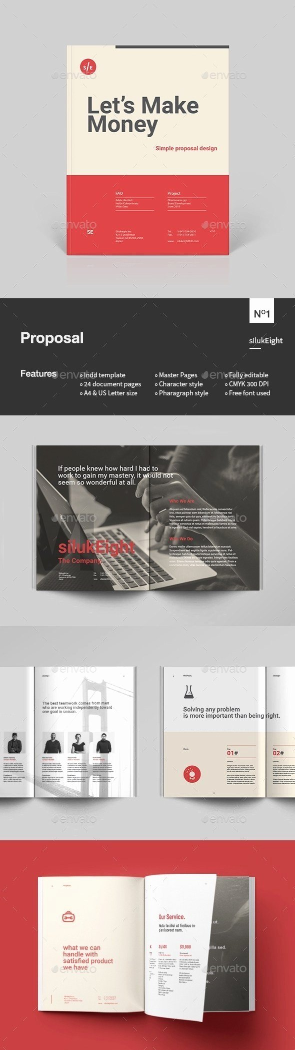 Indesign Business Plan Template Inspirational 30 Indesign Business Proposal Templates