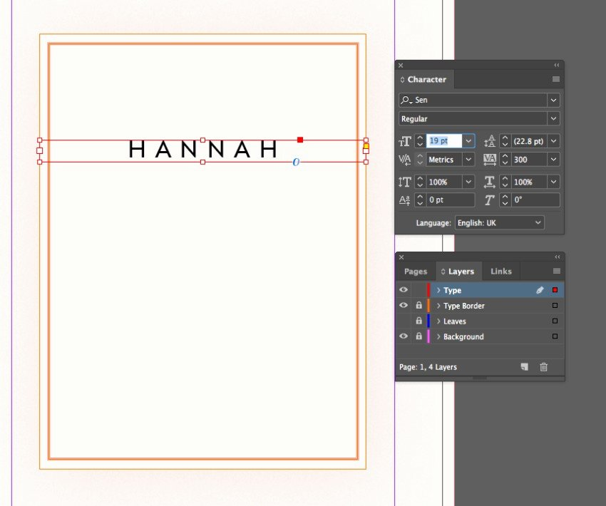 Indesign Wedding Program Template Elegant How to Create A Wedding Invitation In Indesign Free Template Included