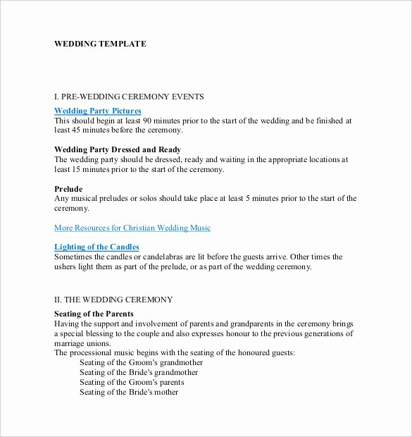 Indesign Wedding Program Template Fresh 26 Wedding Ceremony Program Templates Psd Ai Indesign Pdf Doc