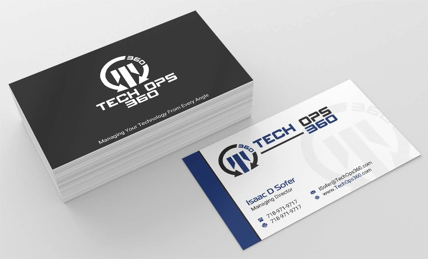 Information Technology Business Cards Best Of Modern Professional Information Technology Business Card