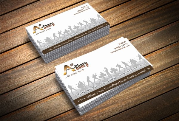 Information Technology Business Cards New 33 Information Technology Business Card Templates In Word