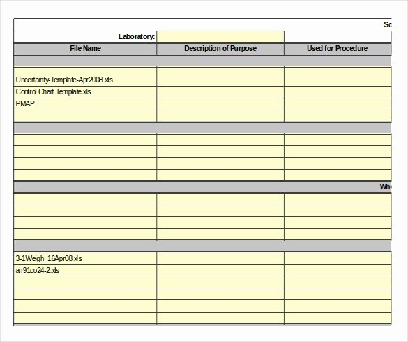 Information Technology Inventory Template New Inventory Worksheet Template – 13 Free Word Excel Pdf Documents Download