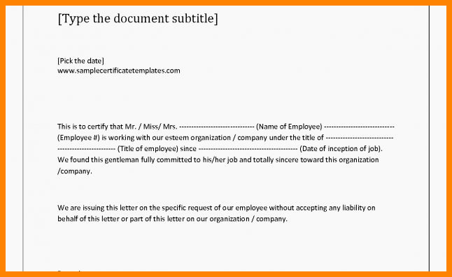 Inside Sales Cover Letter Lovely 6 Salary Confirmation Request Letter