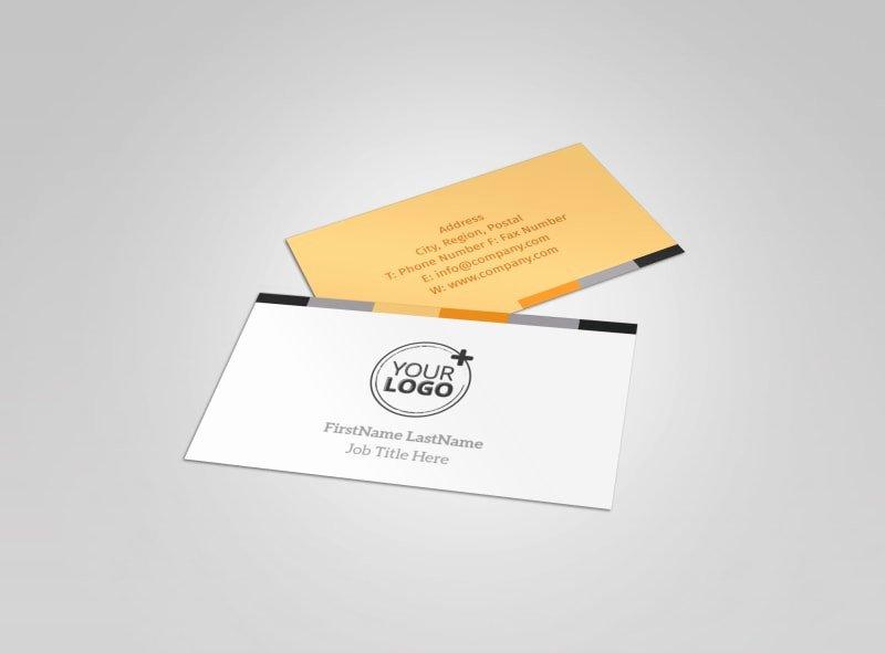 Interior Design Business Card Unique Creative Interior Design Business Card Template