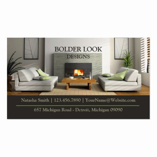 Interior Design Business Cards Fresh Interior Design Business Card