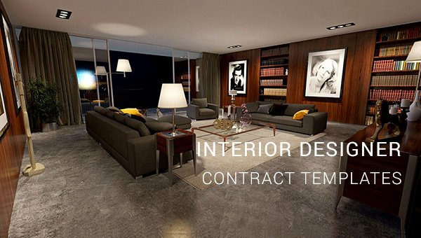 Interior Design Contracts Templates New 10 Interior Designer Contract Templates Pdf Google Docs Word