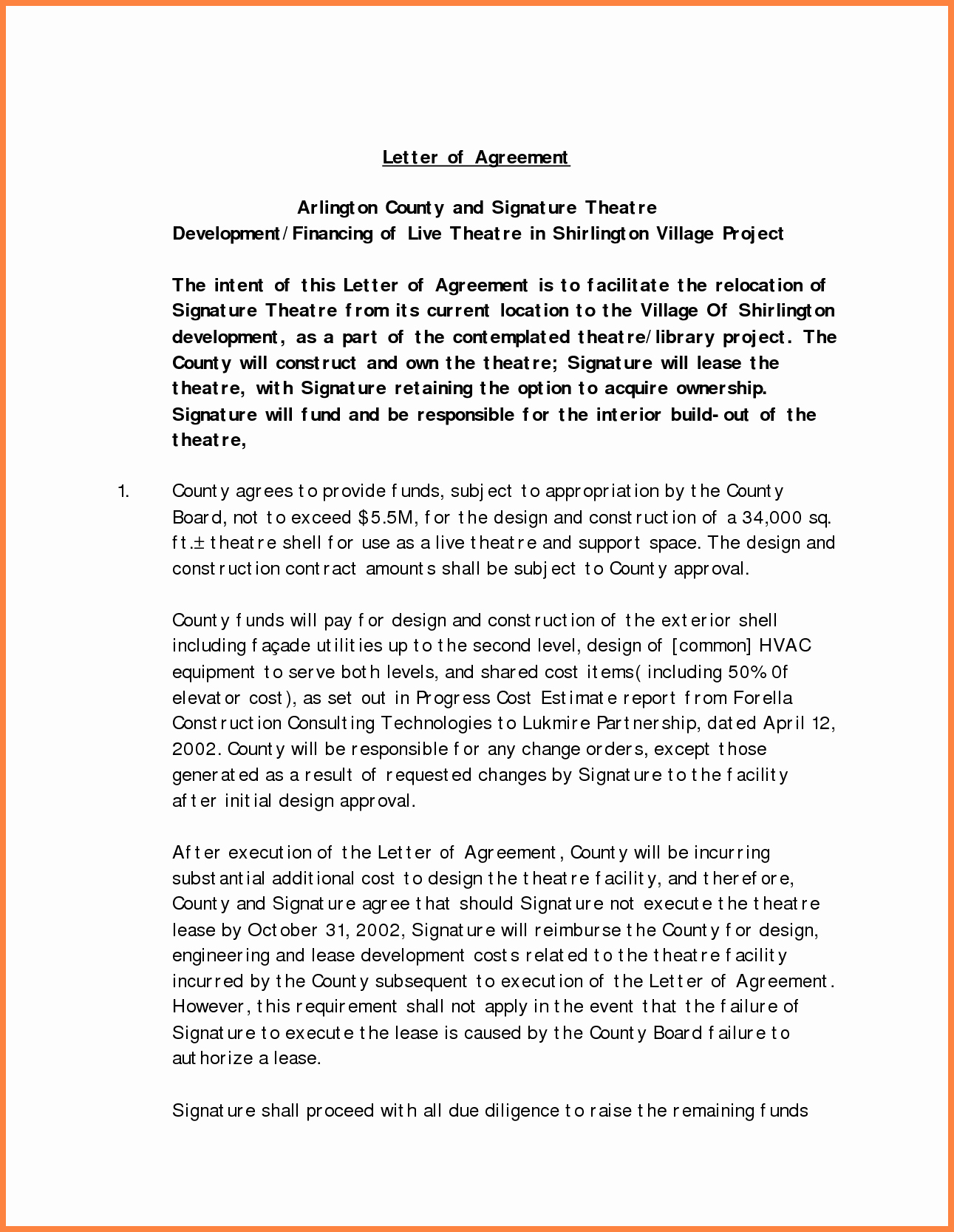 Interior Design Letter Of Agreement Awesome 5 Interior Design Letter Of Agreement Template