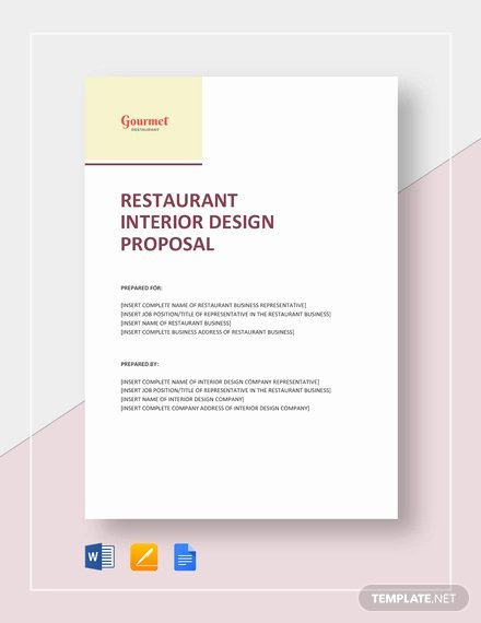 Interior Design Proposal Sample Pdf Elegant 7 Sample Interior Design Proposal Templates Pdf Word