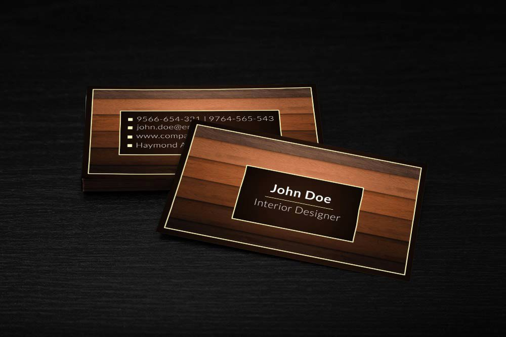 Interior Designer Business Card Fresh 60 Ly the Best Free Business Cards 2015