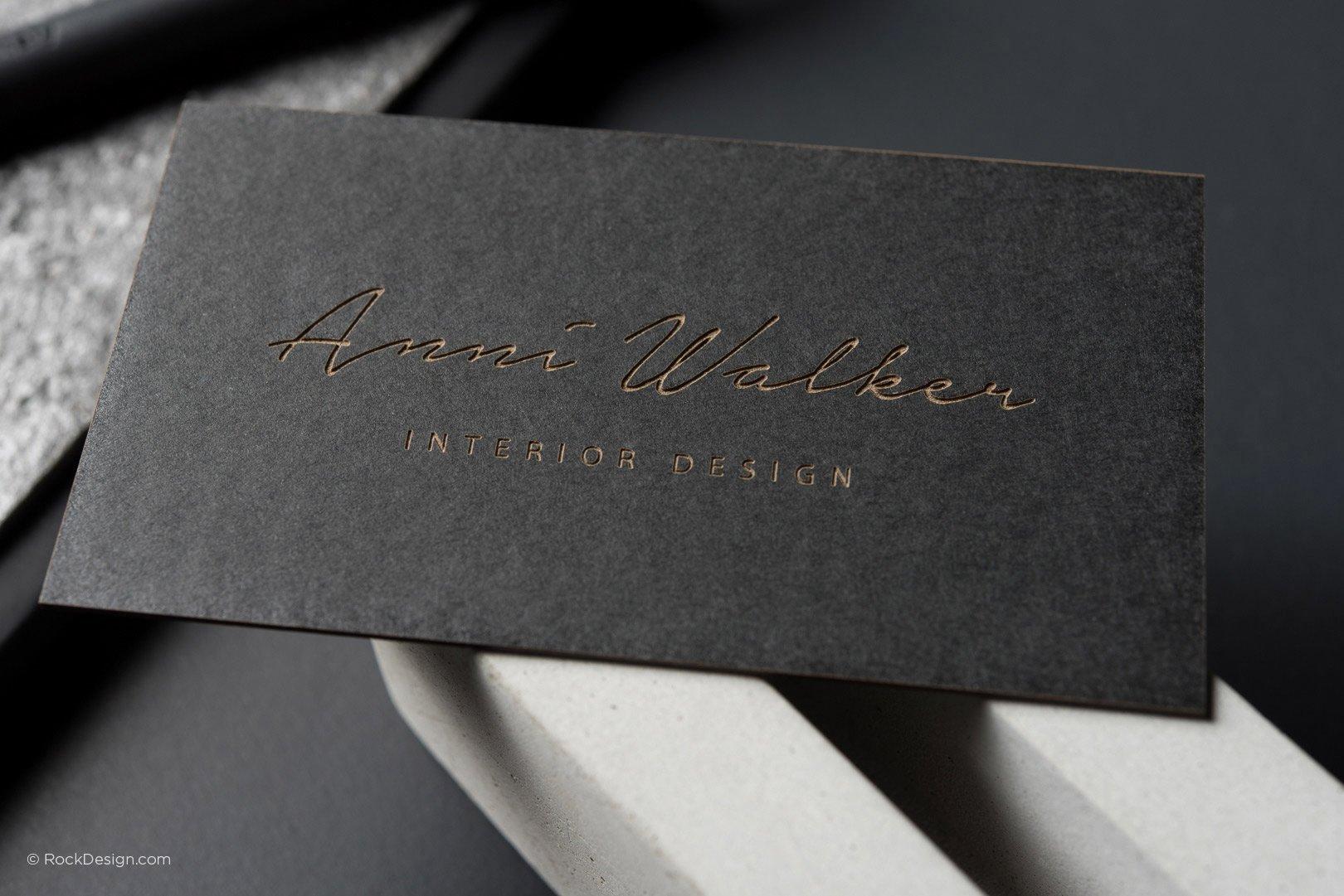 Interior Designer Business Card Inspirational order Interior Design Business Cards