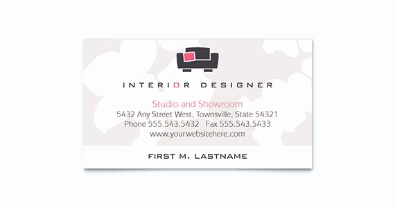 Interior Designer Business Cards Inspirational 25 Graphic Design Examples Of Business Cards
