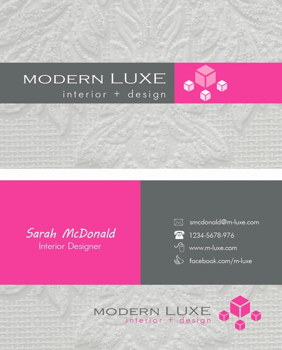 Interior Designer Business Cards Luxury Css 2014 100 Free Business Cards Psd