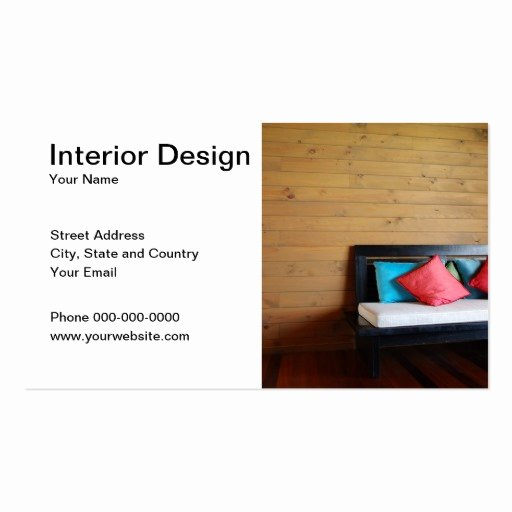 Interior Designers Business Cards Beautiful Interior Design Business Card Business Card