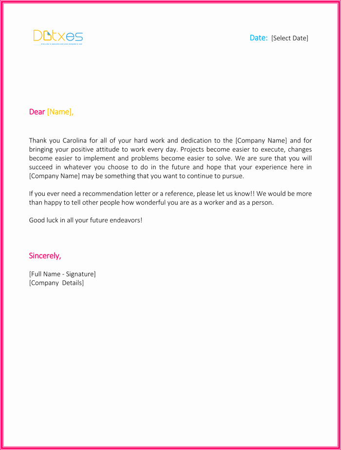 Internship Letter From Employer Beautiful Internship Thank You Letter 5 Letters You Should Consider Sending