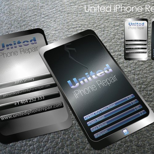 iPhone Business Card Template Fresh Looking for Several New Business Card Templates for iPhone