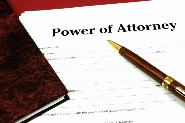 Irrevocable Power Of attorney forms Lovely Irrevocable Power Of attorney Template