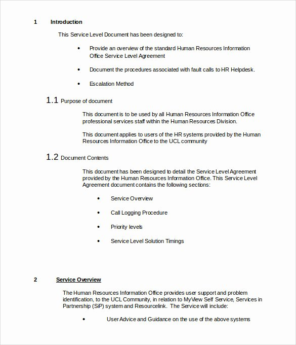It Support Contract Template Awesome It Support Contract Template 9 Download Documents In Pdf Word