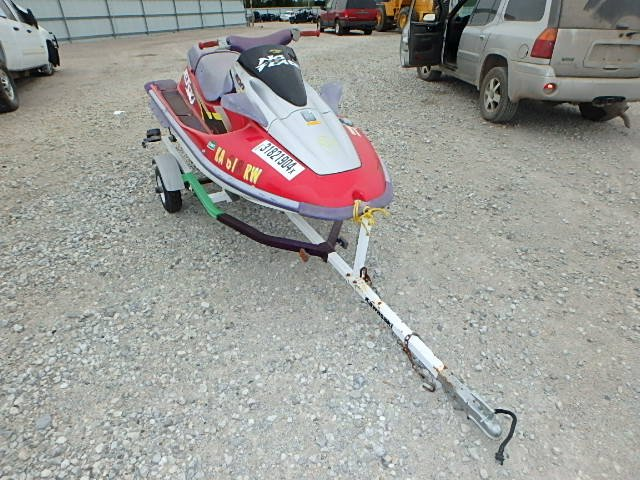 Jet Ski Bill Of Sale New Auto Auction Ended On Vin Kaw C696 1996 Kawasaki Jet Ski In Wichita Ks