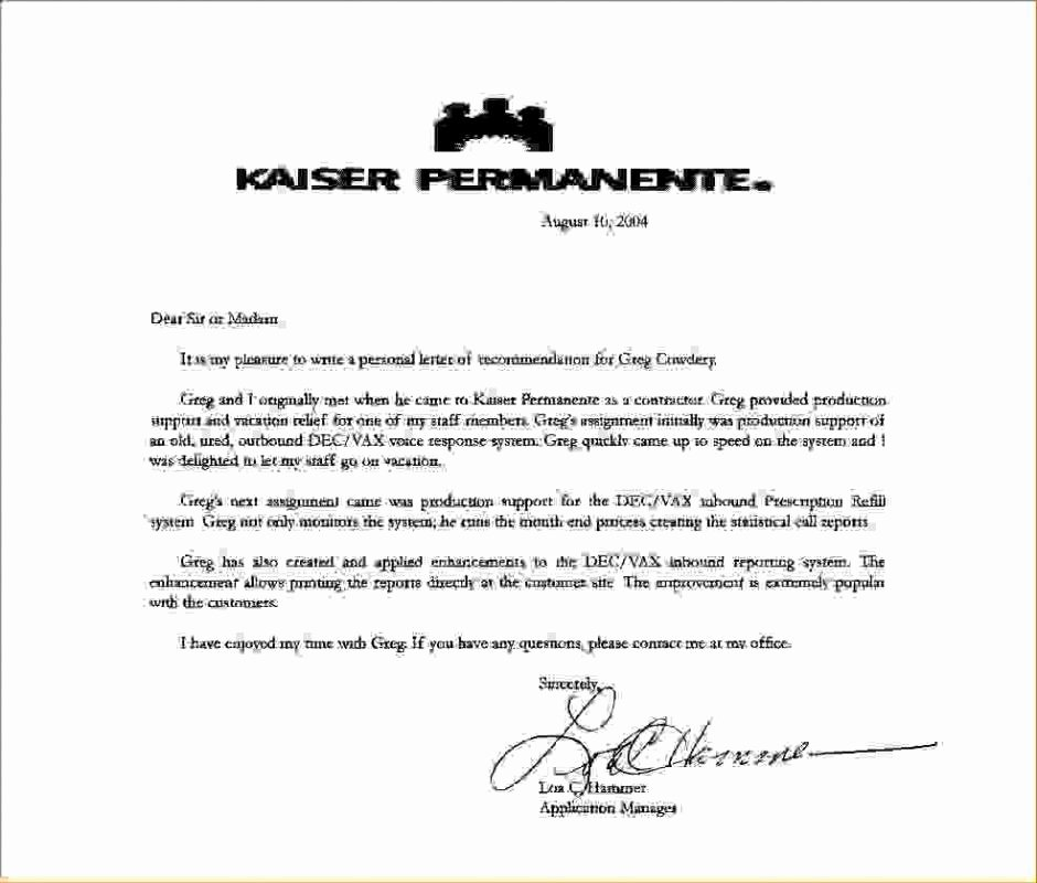 Kaiser Permanente Doctors Note Template Inspirational Kaiser Doctors Note