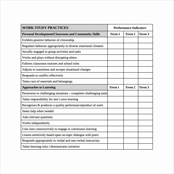 Kindergarten Progress Report Printable Best Of 14 Progress Report Card Templates Docs Word Pdf Pages