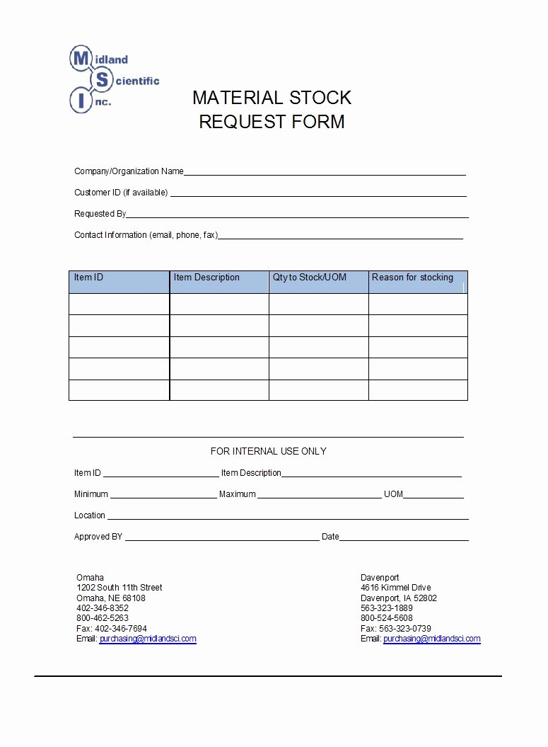 Lab Requisition form Template Inspirational 50 Professional Requisition forms [purchase Materials Lab]