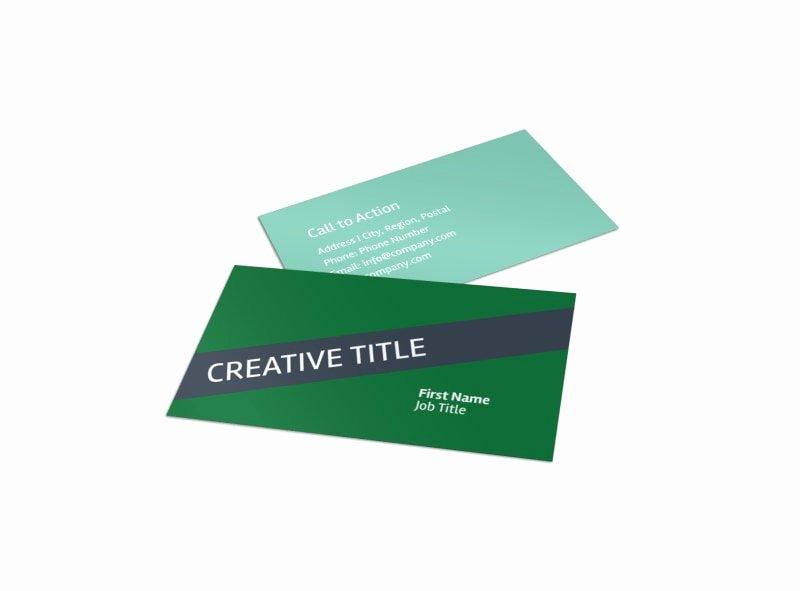 Landscape Business Card Template Beautiful Big Landscape Business Card Template