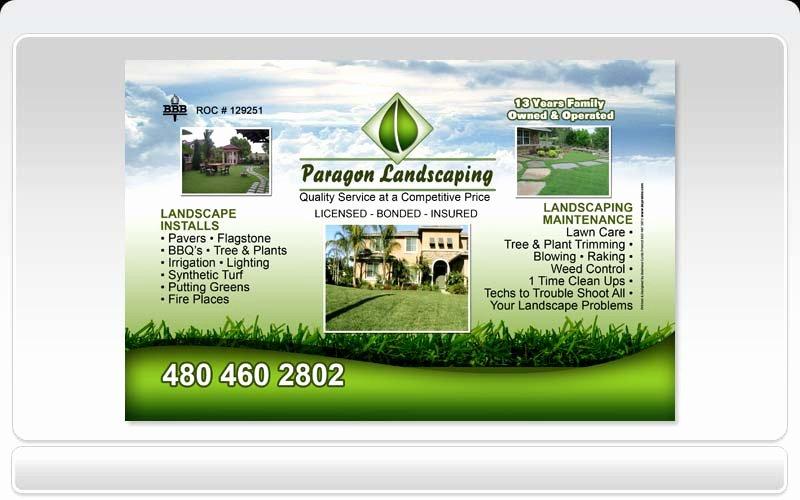 Landscape Business Card Template Unique Landscape Architect Job Information Ideas for Landscaping