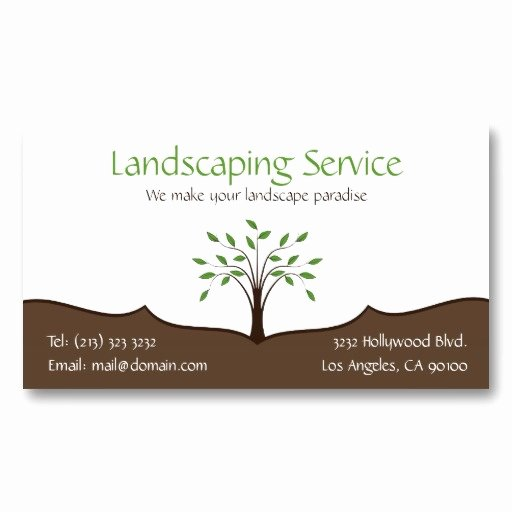Landscape Design Business Cards Best Of 44 Best Images About original Art Business Cards On