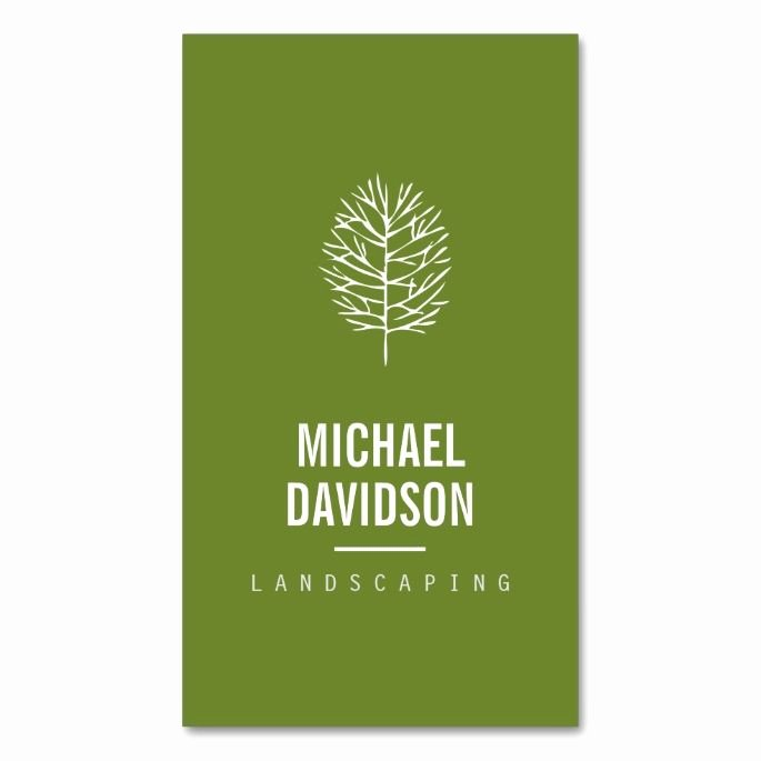 Landscape Design Business Cards Luxury 17 Best Images About Nature Business Card Templates On