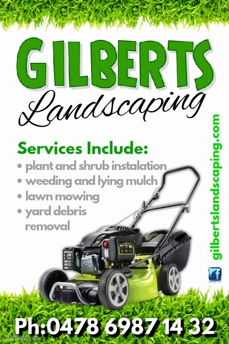 Landscape Flyer Template Free Fresh Create Amazing Lawn Care Flyers by Customizing Our Easy to