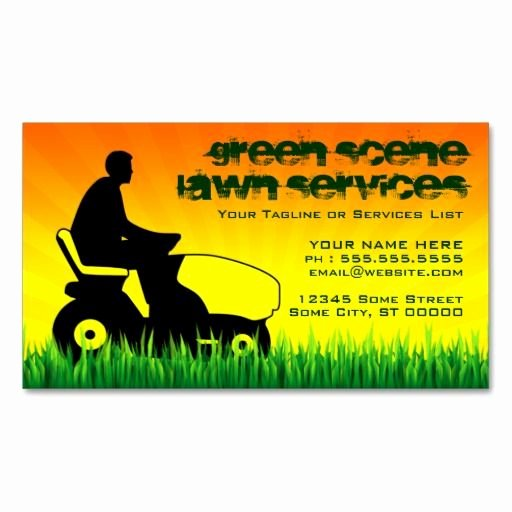 Landscaping Business Cards Ideas Beautiful 1000 Images About Lawn Service Ideas On Pinterest