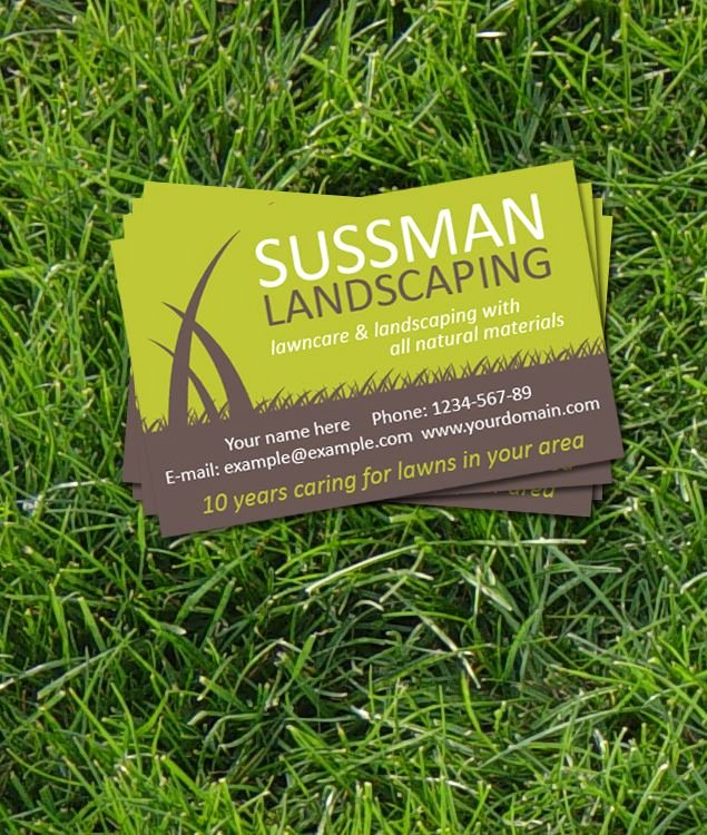 Landscaping Business Cards Ideas Inspirational 83 Best Ideas About Business Card Designs On Pinterest