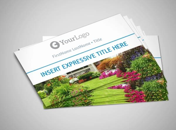 Landscaping Business Cards Templates Free Awesome 10 Best Landscaping Business Card Templates Pages Ai