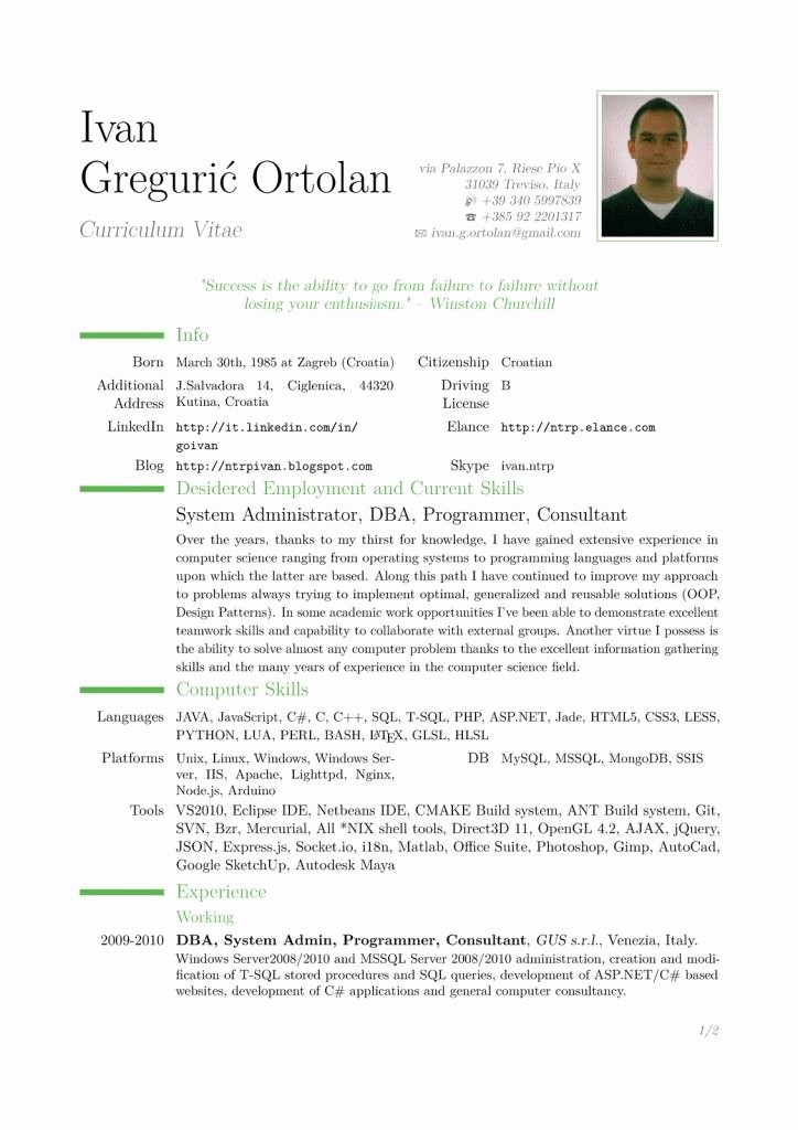Latex Cover Letter Templates Lovely 25 Best Ideas About Latex Resume Template On Pinterest