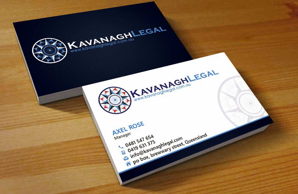 Law Firm Business Cards Awesome Law Firm Business Card Design for Tweed Valley Distilling