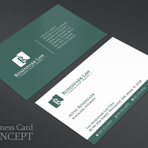 Law Firm Business Cards Beautiful Minimalist Law Firm Card Design
