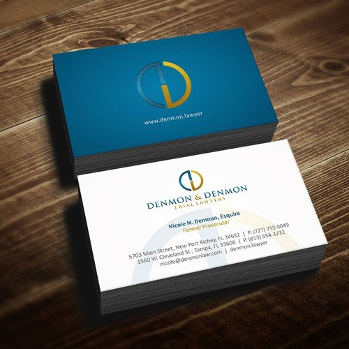 Law Firm Business Cards Fresh Law Firm Business Card and Letterhead Design