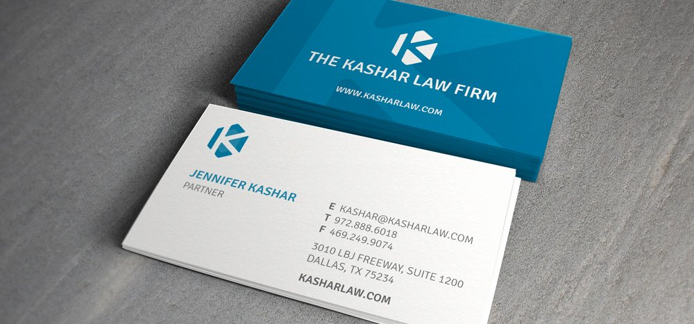 Law Firm Business Cards Fresh the Kashar Law Firm Grajon Creative