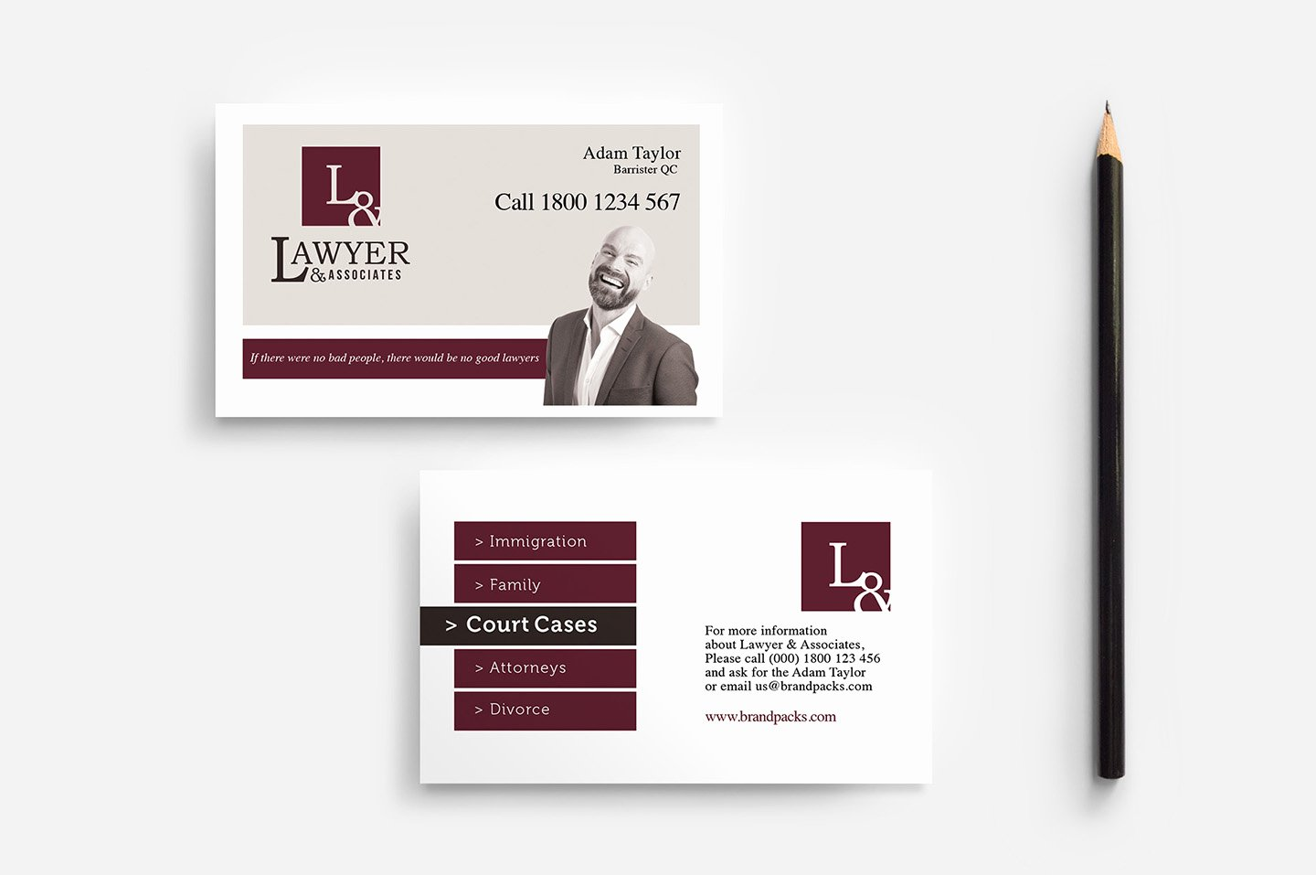Law Firm Business Cards Inspirational Law Firm Business Card Template In Psd Ai & Vector