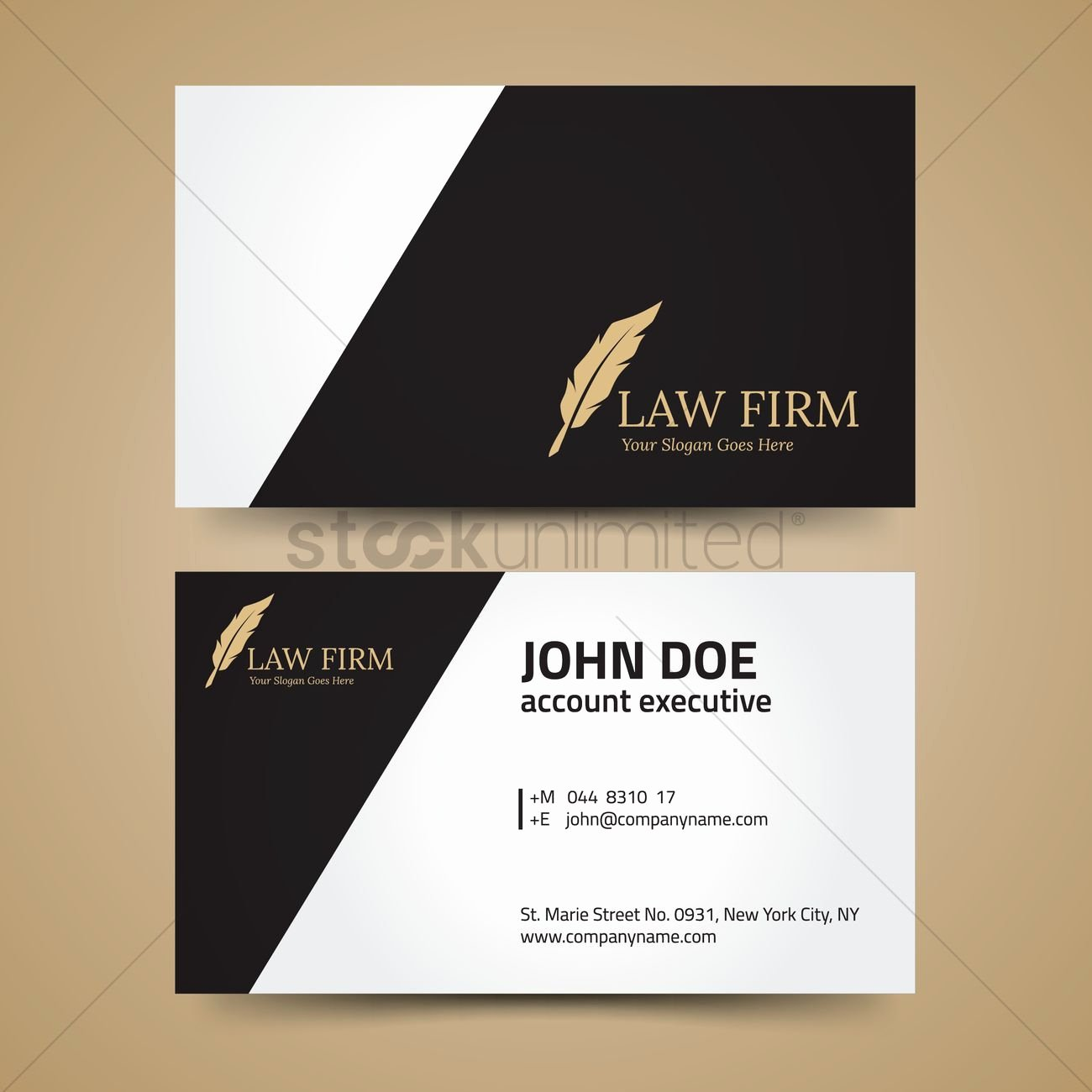 Law Firm Business Cards Lovely Business Cards for attorneys