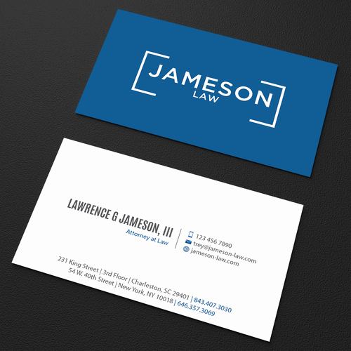 Law Office Business Cards Inspirational Law Firm Business Card