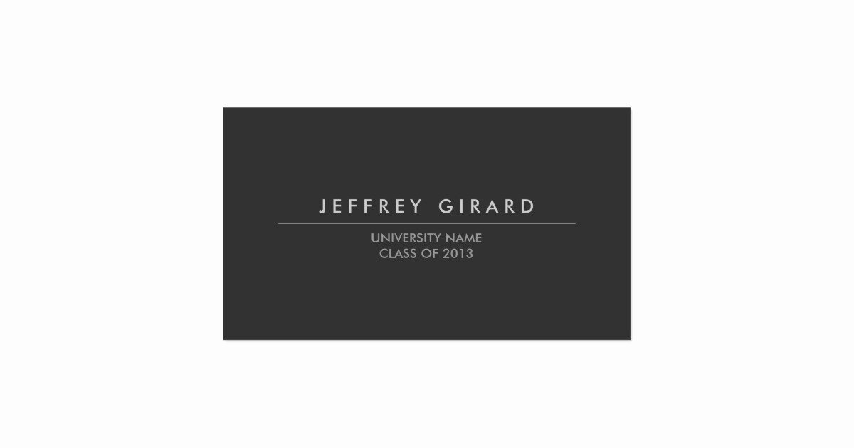 Law Student Business Cards Best Of Law Student Modern Business Card