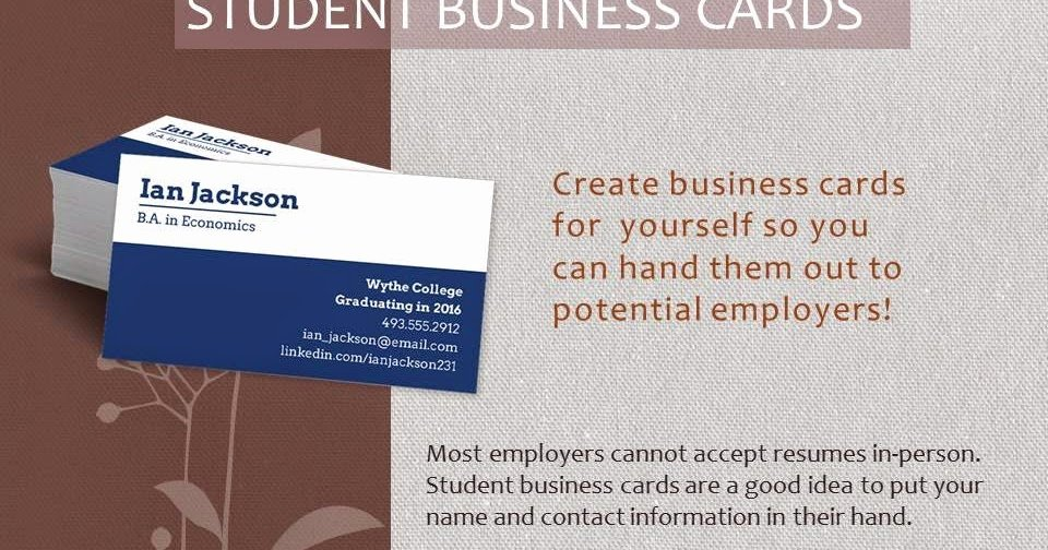 Law Student Business Cards Best Of Oakland University Career Services Student Business Cards