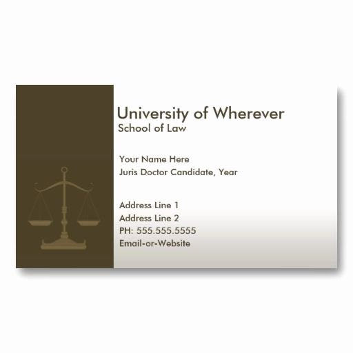 Law Student Business Cards Lovely 19 Best Gifts for Law Students Images On Pinterest